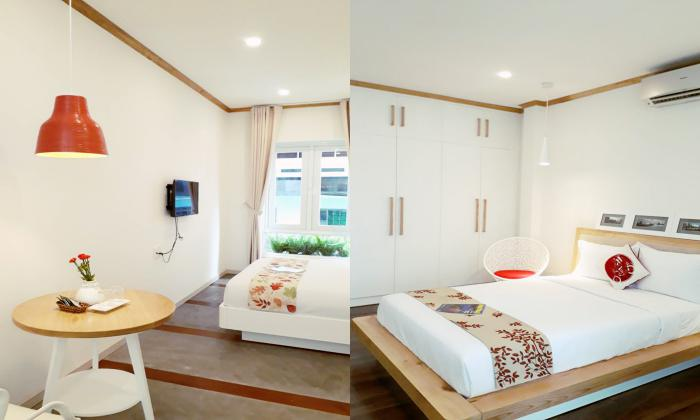 Nice Designed Studio Serviced Apartment in Ha Ba Trung District 1 HCMC