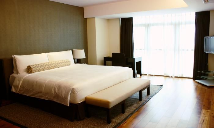 The Intercontinental Asiana Apartment For Rent, District 1 Ho Chi Minh City