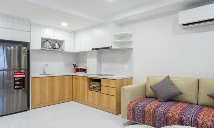 Joo House Serviced Apartment For Rent in Tran Dinh Xu District 1 Ho Chi Minh City