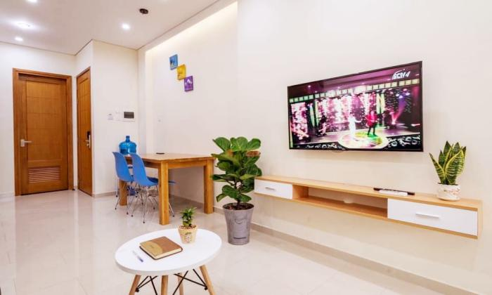 Khouse Studio Apartment For Rent in Tran Dinh Xu Street District 1 Ho Chi Minh City