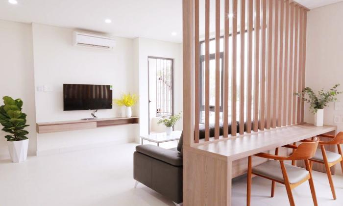 Studio Apartment For Rent in Khouse Building in Dakao District 1 Ho Chi Minh City