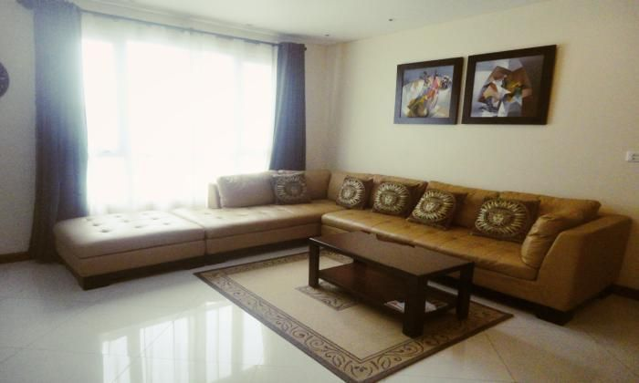 The Lancaster Apartment For Rent In District 1, Ho Chi Minh City