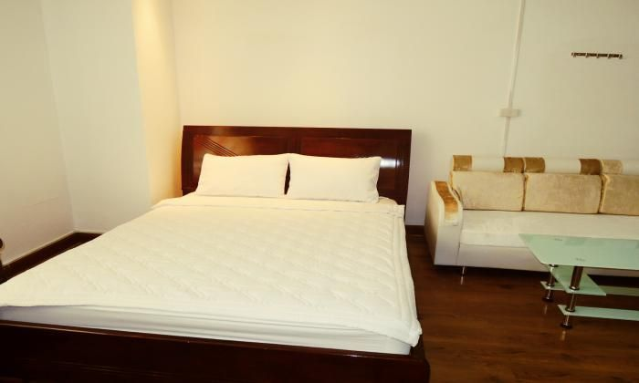 Studio Serviced Apartment For Rent The Lancaster, District 1, HCMC
