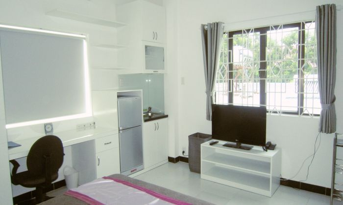 Studio Apartment For Rent In Center - Ho Chi Minh City