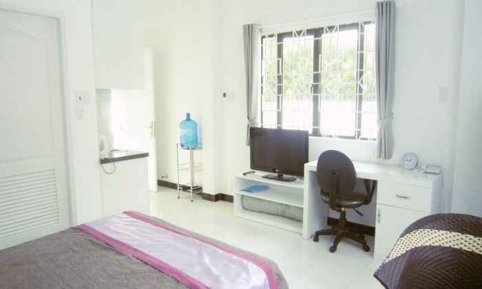 Wonderful Studio Serviced Apartment For Rent, District 1, HCMC