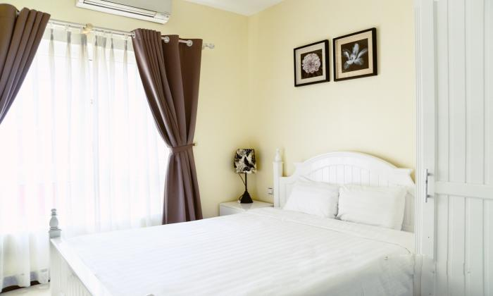 Luxury Two Bedrooms Serviced Apartment in Center Ho Chi Minh City
