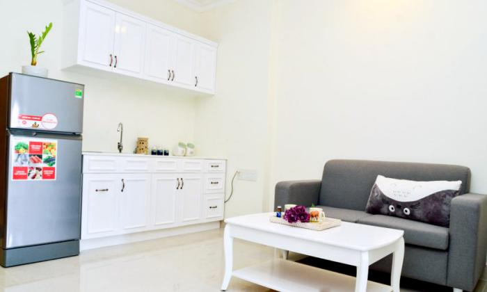 Pretty Studio Serviced Apartment For Rent in District 1 Ho Chi Minh City