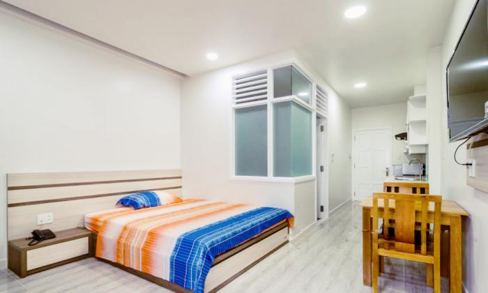 Nice One Bedroom Apartment in Nguyen Thai Binh St District 1 HCM City