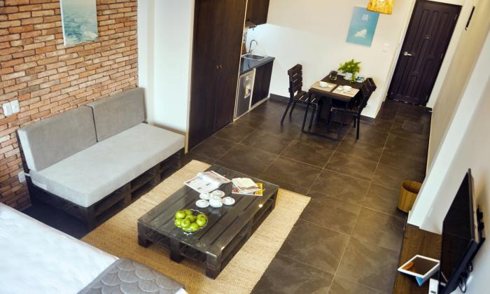 Amazing Studio Serviced Apartment in District 1, Ho Chi Minh City