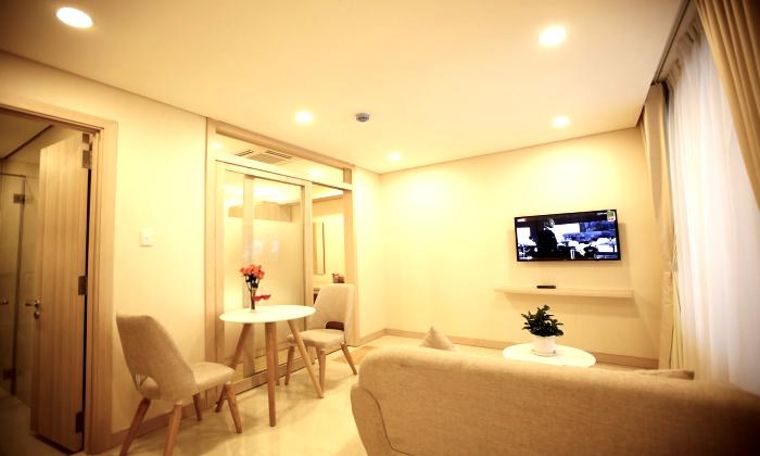 Cozy Paramount Serviced Apartment in Nguyen Binh Khiem Street District 1 HCMC
