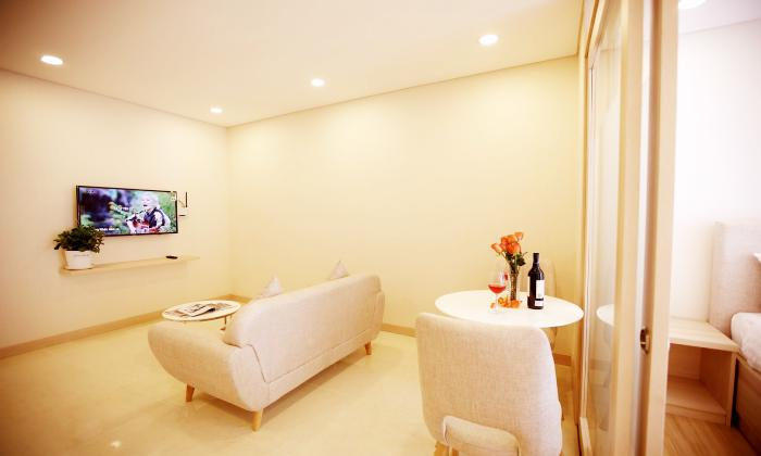 Modern One Bedroom Apartment For Rent in Center District 1 Ho Chi Minh City
