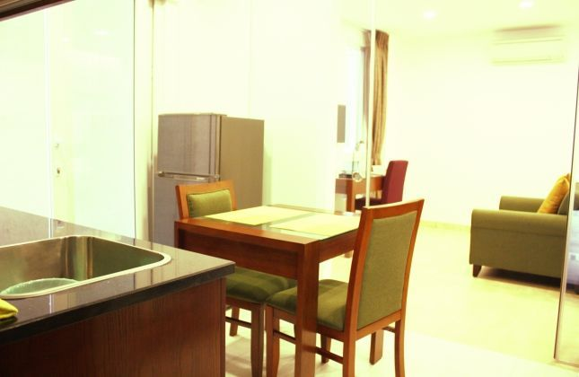 Luxury Serviced Apartment For Rent, District 1, HCM City