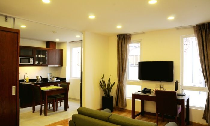 Great Serviced Apartment For Rent - City Center Ho Chi Minh City