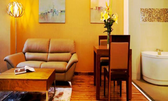 Saigon City Residence Serviced Apartment For Rent, Dist 1, HCMC