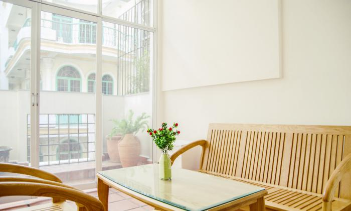 Sakura Luxury Serviced Apartment in Ho Chi Minh Downtown