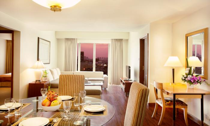 Sedona Suites Serviced Apartment in District 1, Ho Chi Minh City