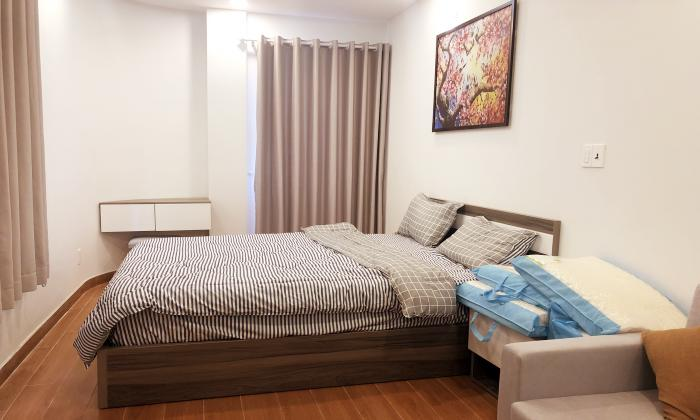Nice Studio Serviced  Apartment With Balcony in District 1 Ho Chi Minh City