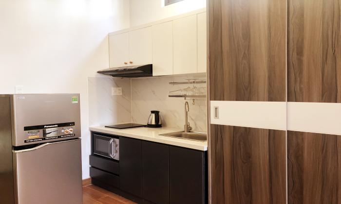 Simply Decoration One Bedroom Apartment in Ho Hao Hon District 1 Ho Chi City