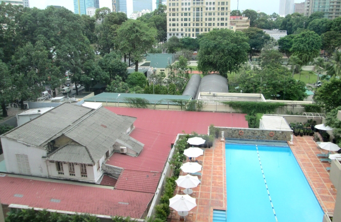 Somerset Serviced Apartment in Ho Chi Minh City, Vietnam