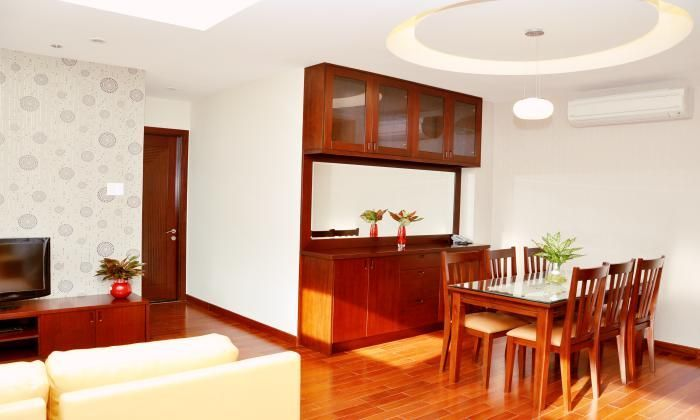 Seviced Apartment For rent In Central, District 1, HCM City