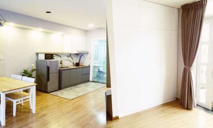 Brand New Luxury Studio Serviced Apartment in District 1 HCM City