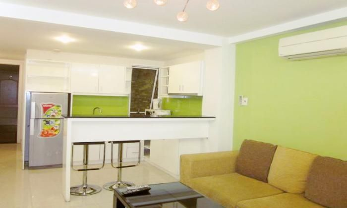 Modern Serviced Apartment For Rent In District 1, HCM City