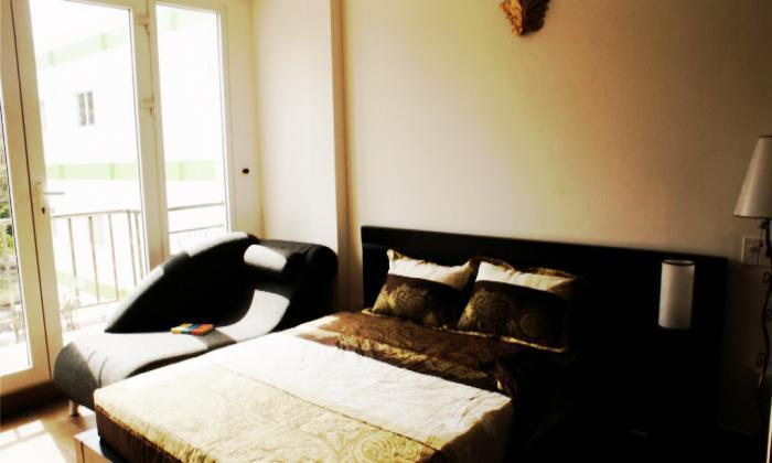Serviced Apartment on  Vo Thi Sau Street, District 3, HCM City