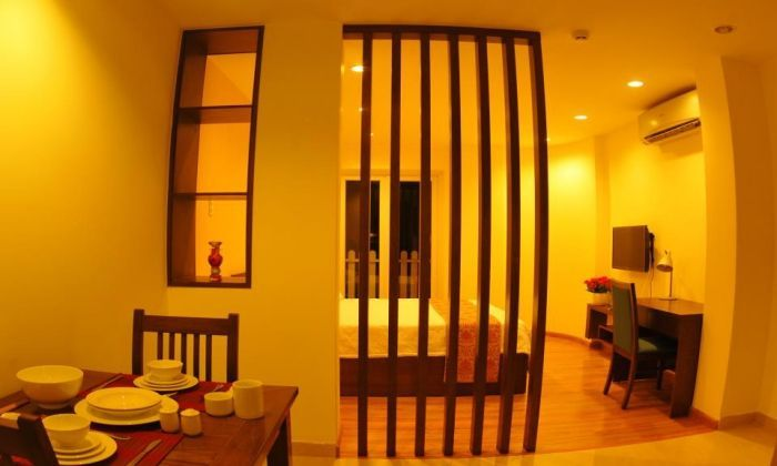 Nice Studio Apartment For Rent In City Center Ho Chi Minh City