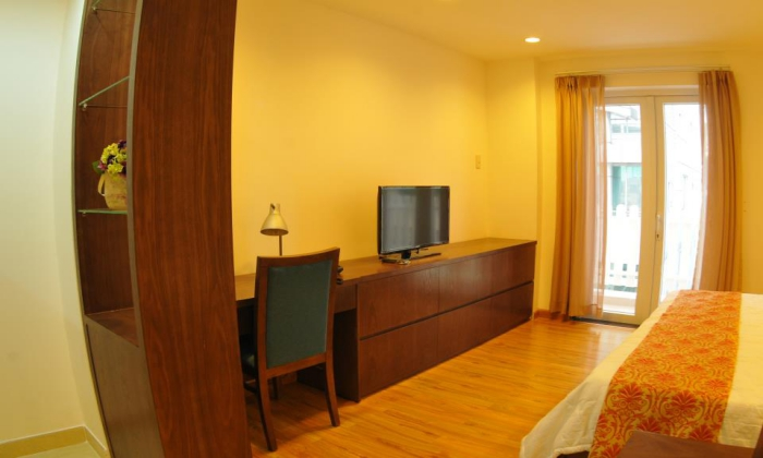 The Western Design Serviced Apartment For Rent With  - HCM City