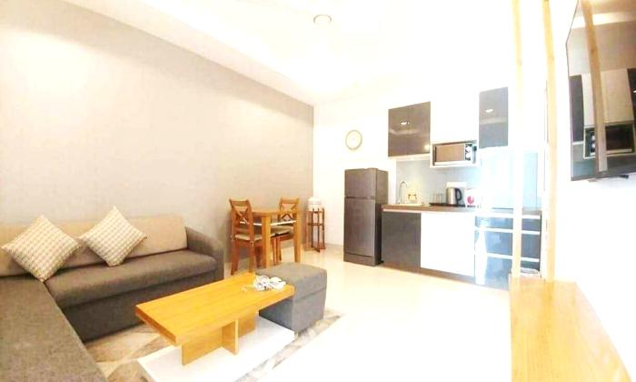 VMT Serviced Apartment For Rent in 18A Nguyen Thi Minh Khai District 1 HCMC