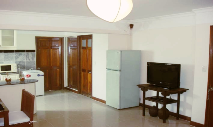 Valentina Court Apartment For Rent in Dien Bien Phu street, HCMC