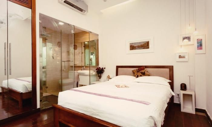 Charming Studio Serviced Apartment in District 1, HCM City
