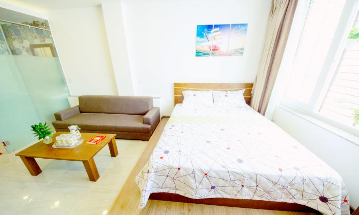 Amazing Balcony Serviced Apartment For Rent in District 10 HCM City