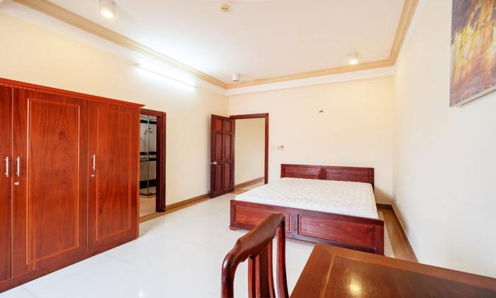 Big Size and Good Rent Three Bedroom Apartment In Nguyen Van Huong Thao Dien District HCMC