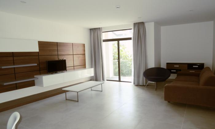 Two  Bedroom Serviced Apartment Rental  in Thao Dien District 2 HCMC