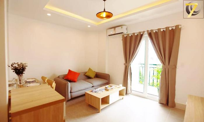 Nice Private One Bedroom Seven Group Apartment in Thao Dien District 2 HCMC