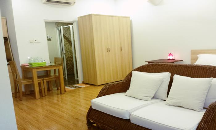 Nice Serviced Apartment For Lease in Thao Dien District 2 HCMC