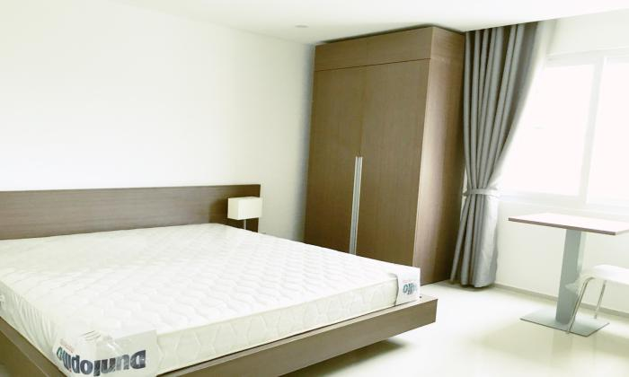 Serviced Apartment With Spacious Balcony in Thao Dien District 2 HCMC