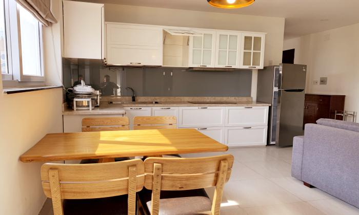Two Bedroom Solomon Apartment For Rent in 188 Nguyen van Huong st Thao Dien District 2 HCMC