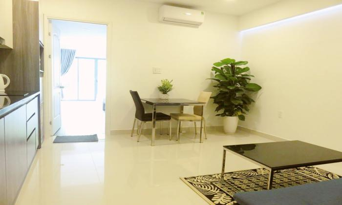 Nice Balcony One Bedroom Serviced Apartment in Thao Dien District 2 HCMC