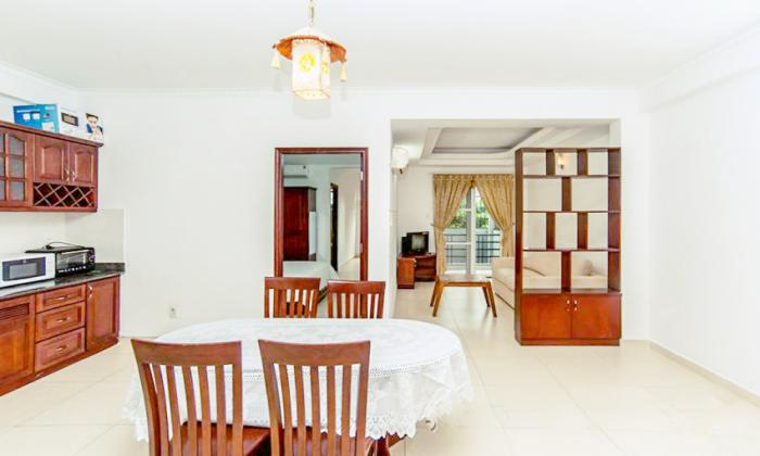 Nice One Bedroom Serviced Apartment in Thao Dien District 2 HCMC
