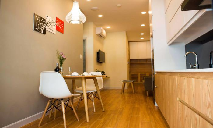 Really Modern One Bedroom Serviced Apartment For Rent in An Phu District 2 HCMC