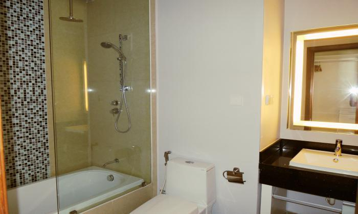 Luxury Serviced Apartment For Rent On Nguyen Van Huong St, HCM city