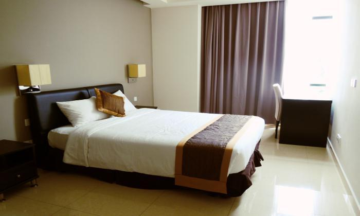 Luxury Serviced Apartment For Rent On Nguyen Van Huong St - Dist 2