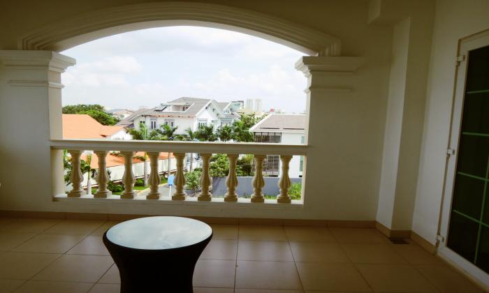 Stunning View Riverside Serviced Apartment For Rent District 2 HCMC