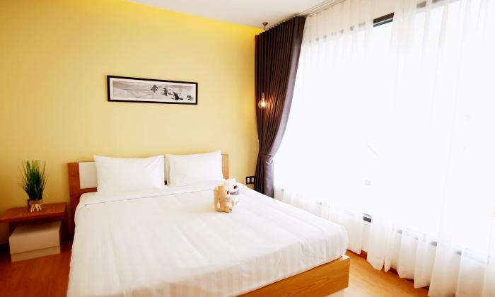 Nice Decoration Two Bedroom Serviced Apartment in Thao Dien District 2 HCMC