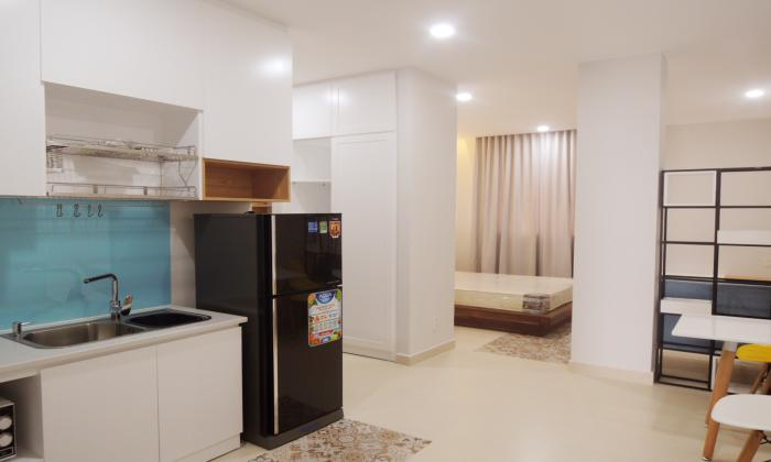 Modern and New Serviced Apartment in Thao Dien District 2 HCM City