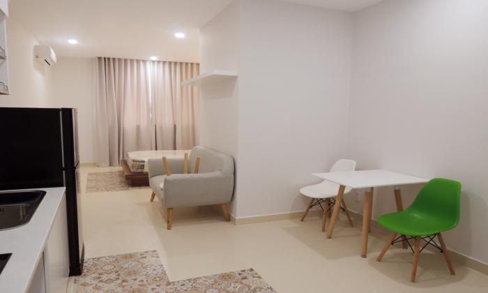 Cute Studio Serviced Apartment in Thao Dien District 2 HCM City