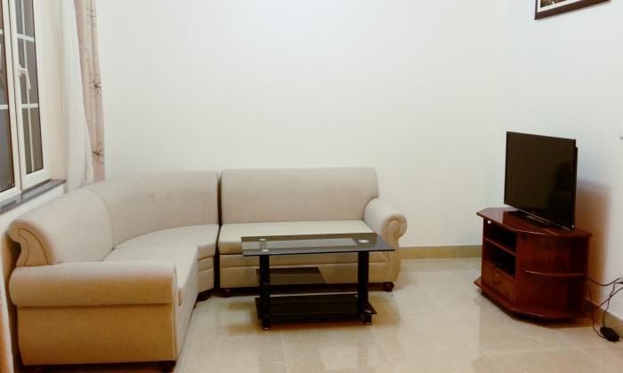 Spacious One Bedroom Serviced Apartmen in Thao Dien District 1 HCM City