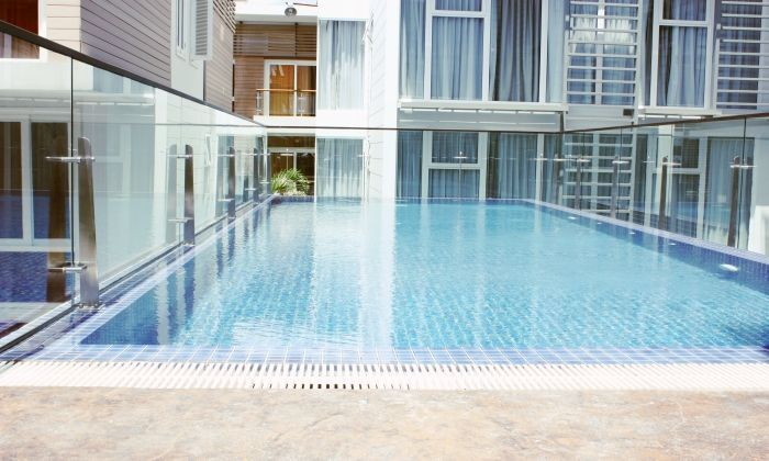 Modern Serviced Apartment In Thao Dien Ward, Dist 2, HCMC